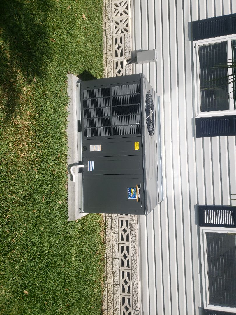 Lakeland, FL - New AC install in Shalamar Creek!