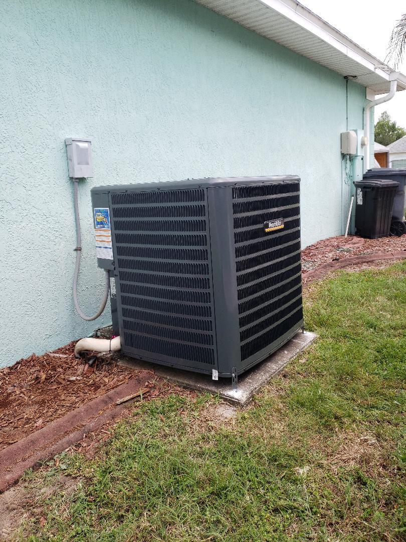 Davenport, FL - New AC install! in Polo park, Davenport, FL