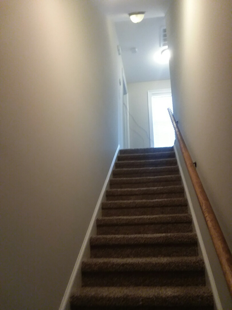 Finishing up interior painting in Wetumpka, AL