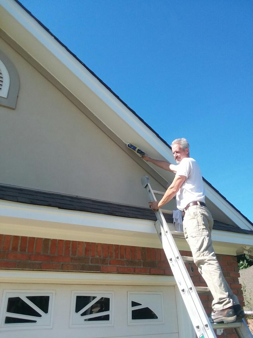 Painters painting exterior- Prattville, AL