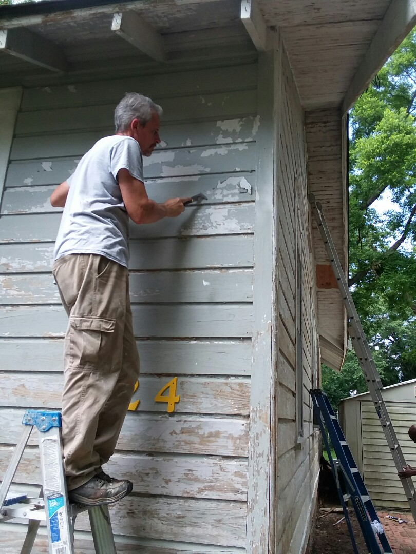 Scraping and painting exterior in Capitol Heights. Painting, Montgomery, AL