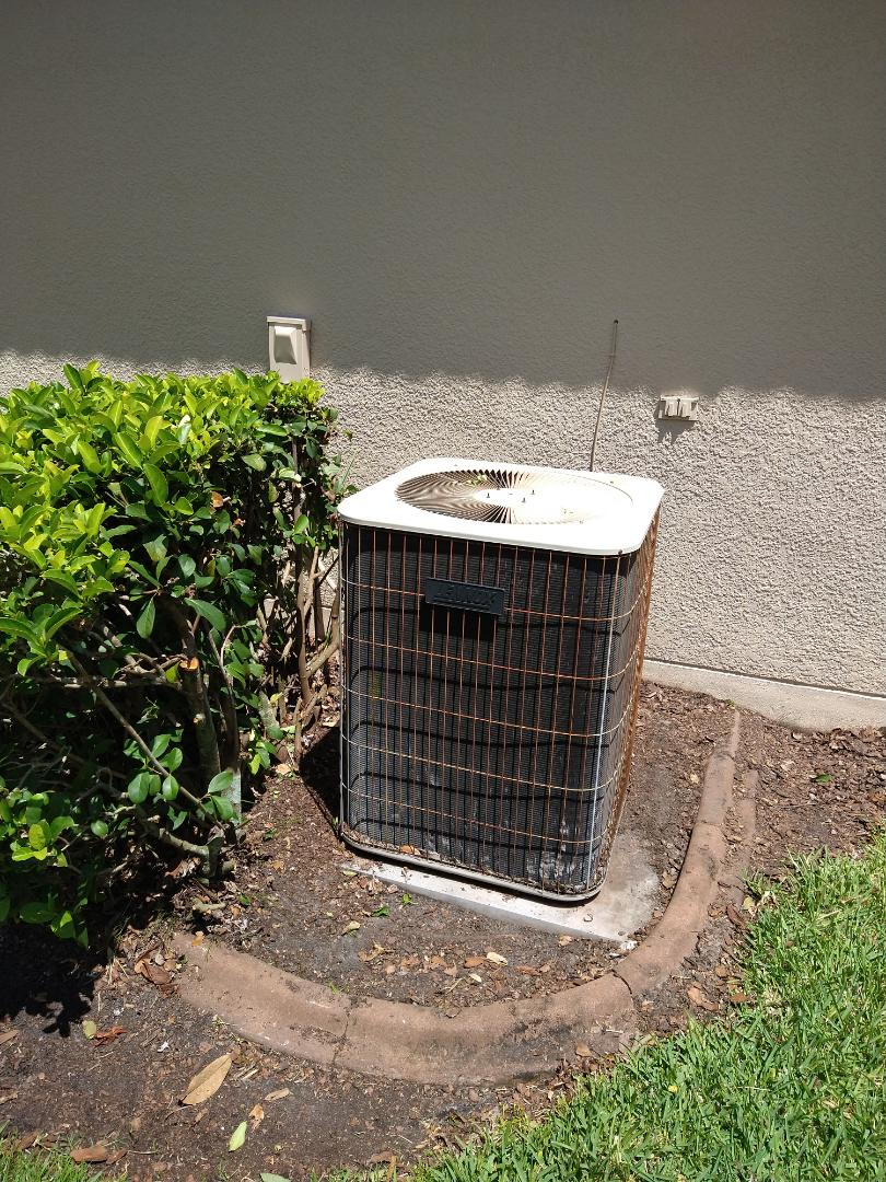 Kissimmee, FL - Air Conditioning Installation Kissimmee - Replacement quote for a 4 ton Heat Pump A/C System in the Solavita neighborhood.