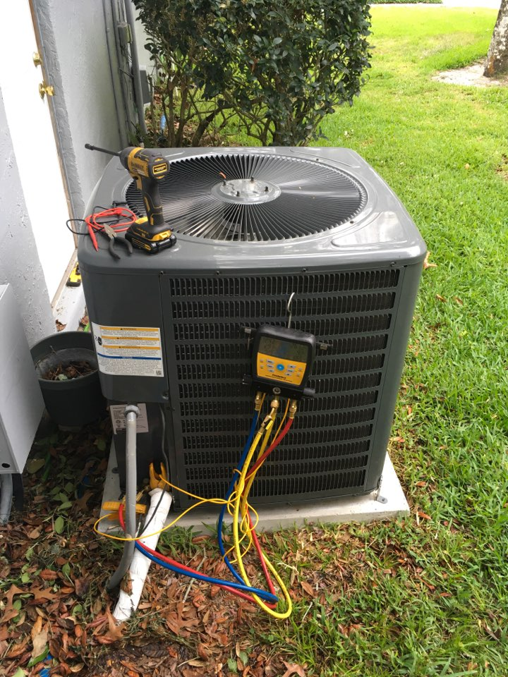 Casselberry, FL - AC Maintenance Casselberry FL - Completed maintenance on Goodman ac system for a family in Casselberry