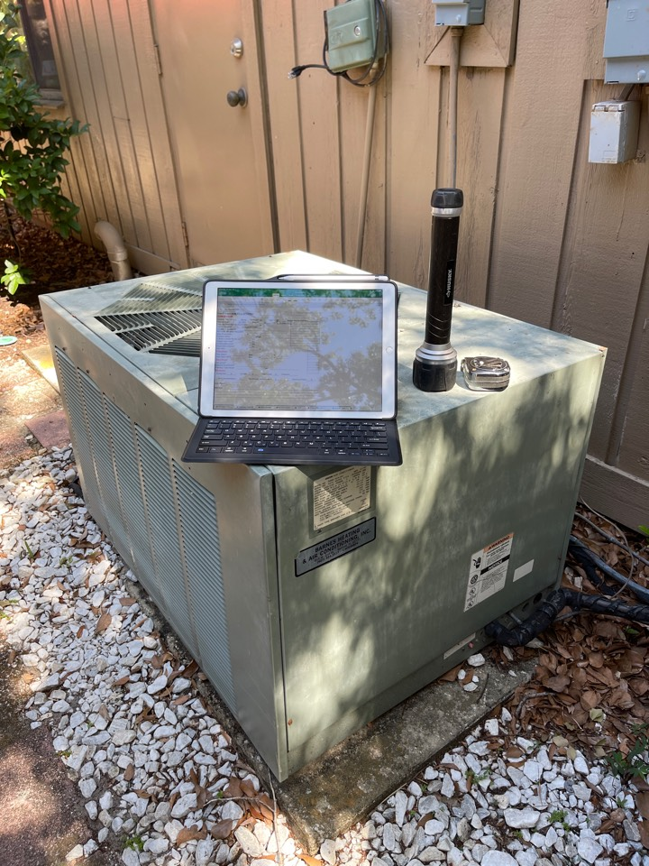 Longwood, FL - AC Installation Longwood - Replacing a 2 ton s/c unit in Longwood with a new Franklin system.