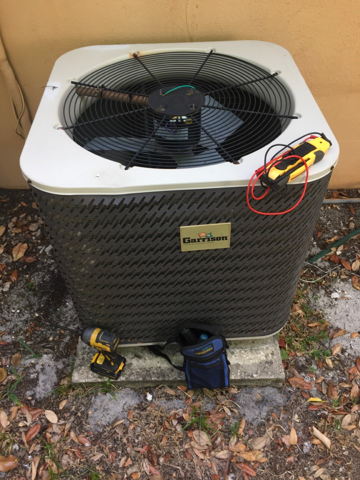 Altamonte Springs, FL - AC Maintenance Altamonte Springs - Completed maintenance on AC System for a family in Altamonte Springs.