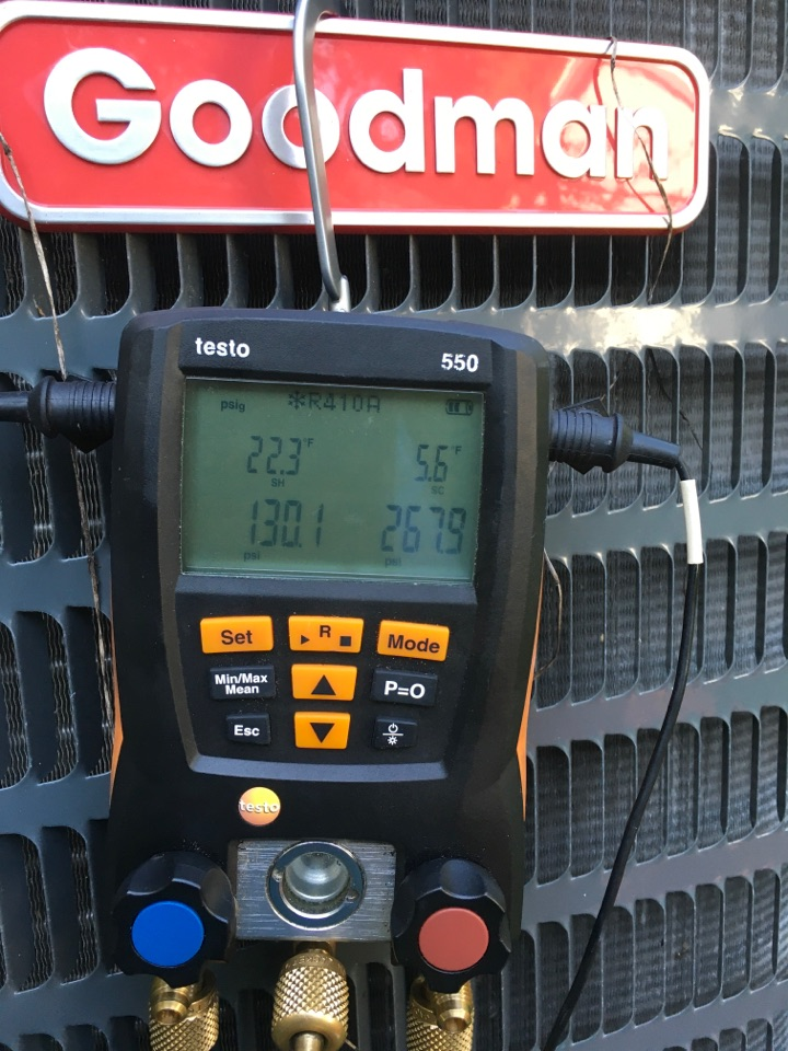 Altamonte Springs, FL - AC Maintenance  Altamonte Springs - Working on air conditioning system