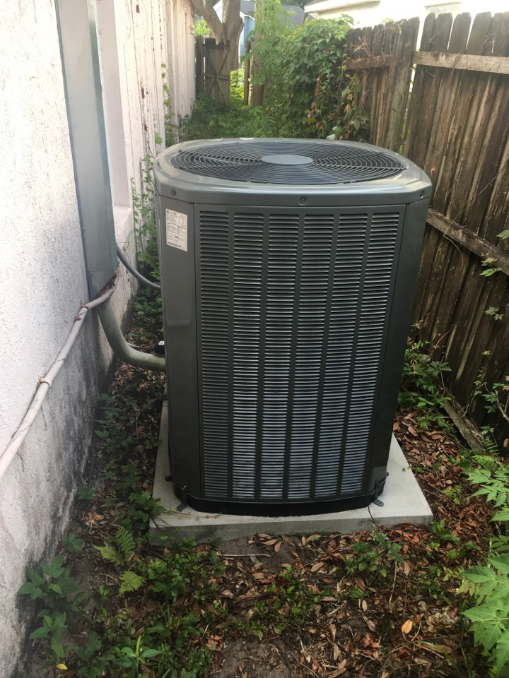 Oviedo, FL - Oviedo Heating and Air Conditioning Maintenance Performed maintenance on a trance ac system for a family in Oviedo neighborhood