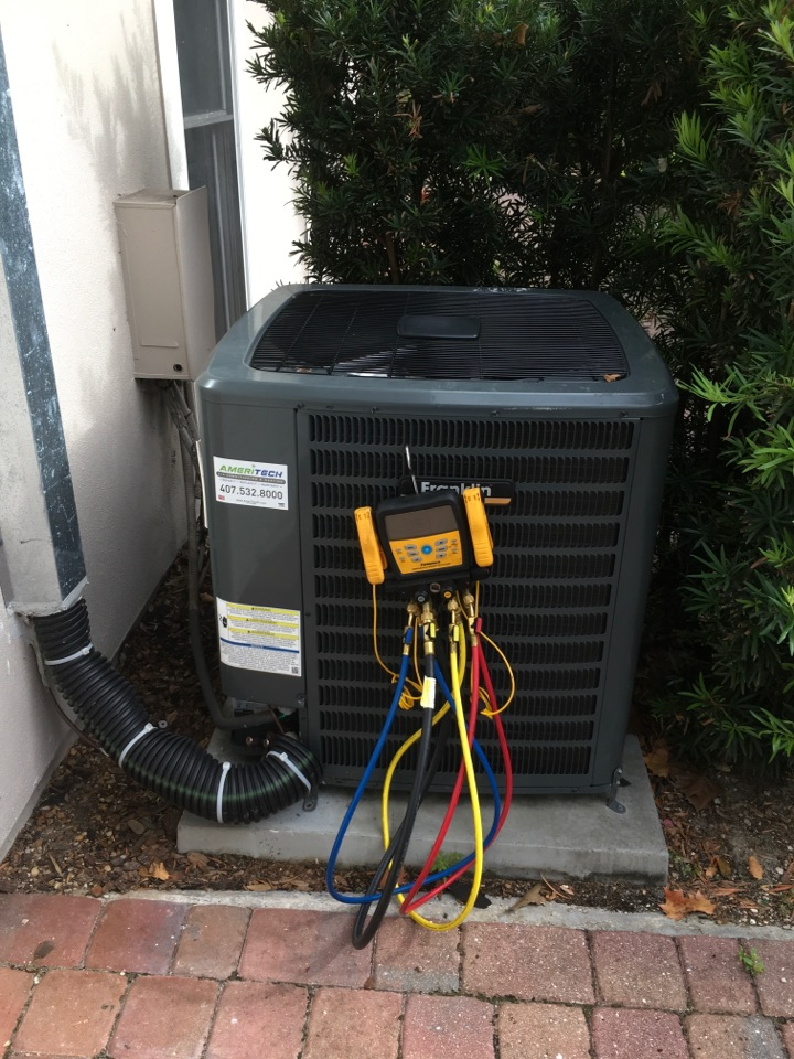 Winter Park, FL - AC Service Winter Park, FL Performing an AC Tune-Up in Winter Park