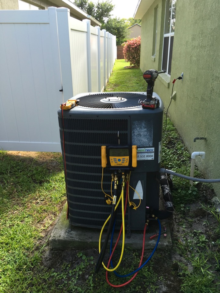 Lake Mary, FL - AC Service Lake Mary - Performing an AC Tune-Up in Lake Mary