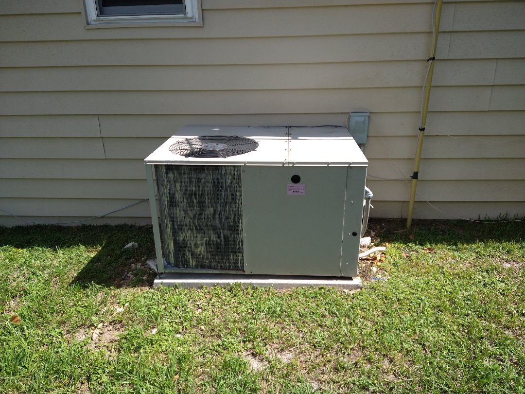 Leesburg, FL - AC Installation Leesburg - Quote to replace a 2 ton Package Unit.