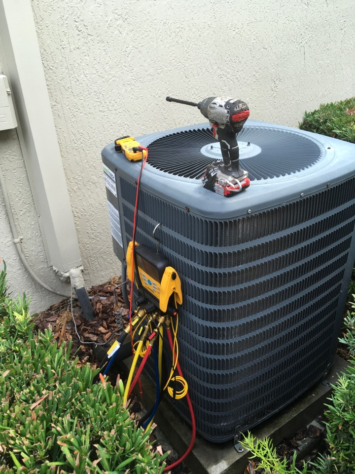 DeBary, FL - AC Tune Up DeBary - Performing an AC Tune-Up in DeBary