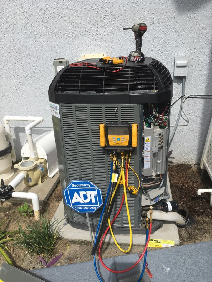 Clermont, FL - AC Tune Up Clermont - Performing an AC Tune-Up in Clermont