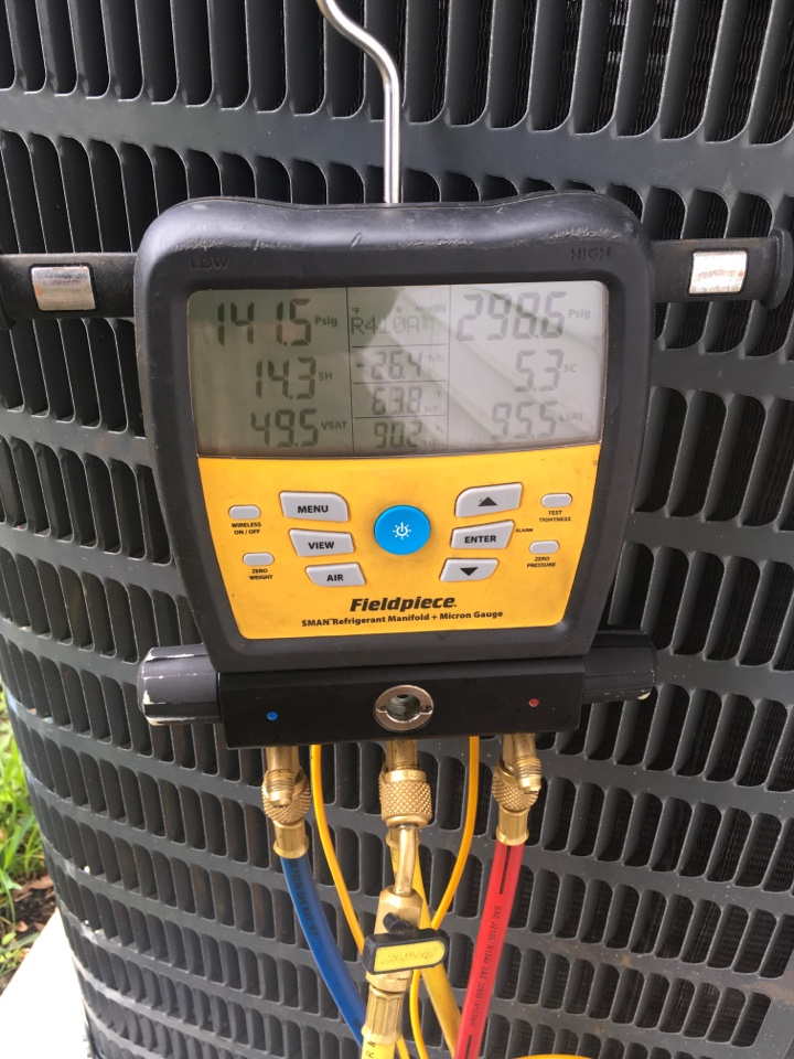 Altamonte Springs, FL - AC Maintenance Altamonte Springs - Diagnosed franklin ac system for a family in Altamonte neighborhood