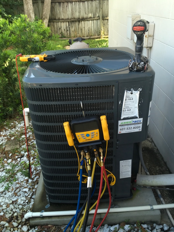 Winter Park, FL - Performing an AC Tune-Up in Winter Park