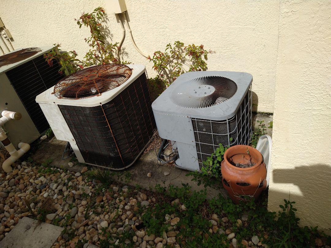 Orlando, FL - Replacing 2 heat pump systems