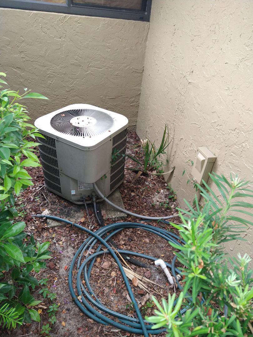 Casselberry, FL - Replacing 2.5 ton Heat pump