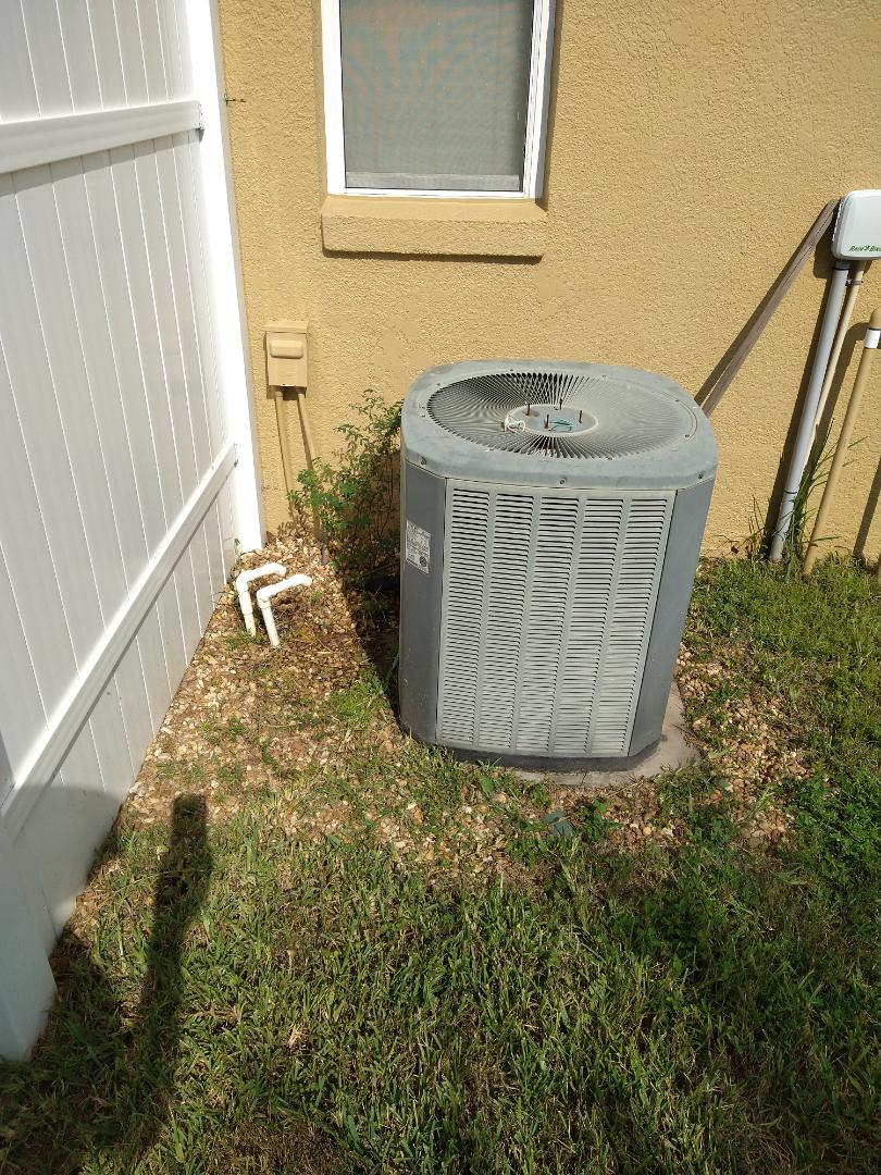 Clermont, FL - Replacement quote for a 3.5 ton Heat Pump