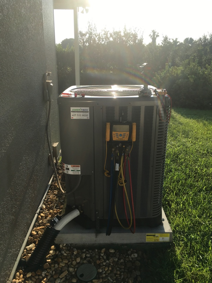 Apopka, FL - Performing an AC Tune-Up in APK
