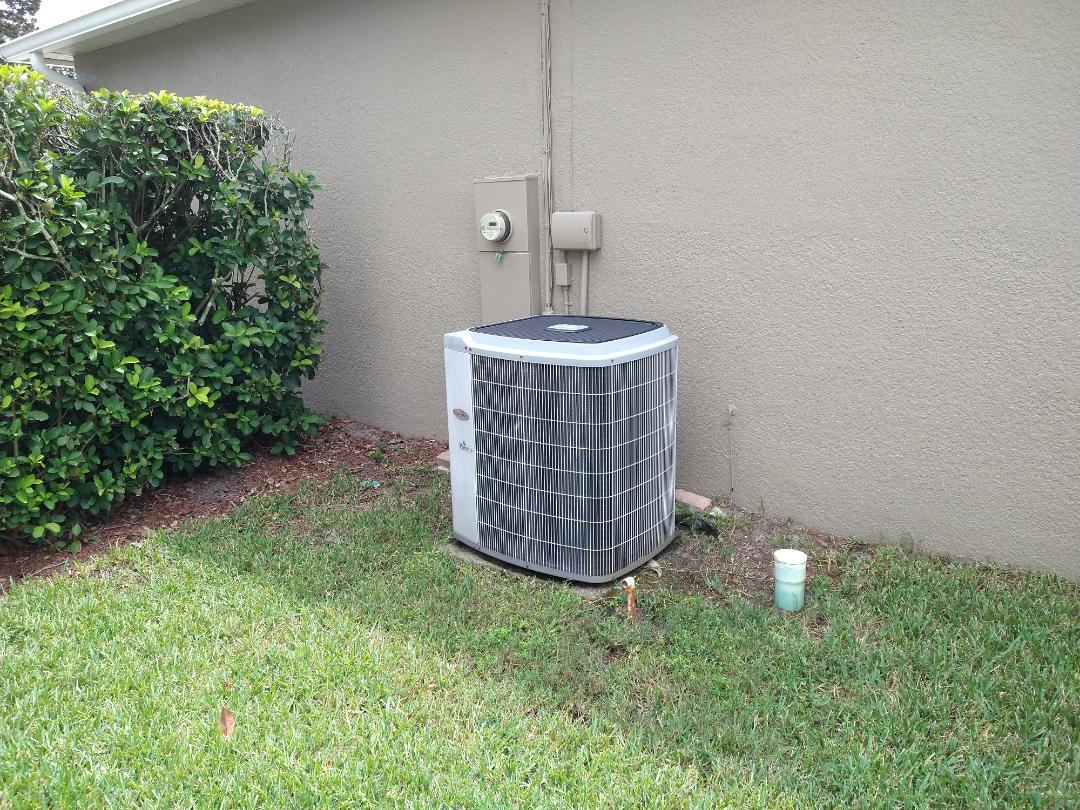 Orlando, FL - Replacement quote for a 5 ton heat pump