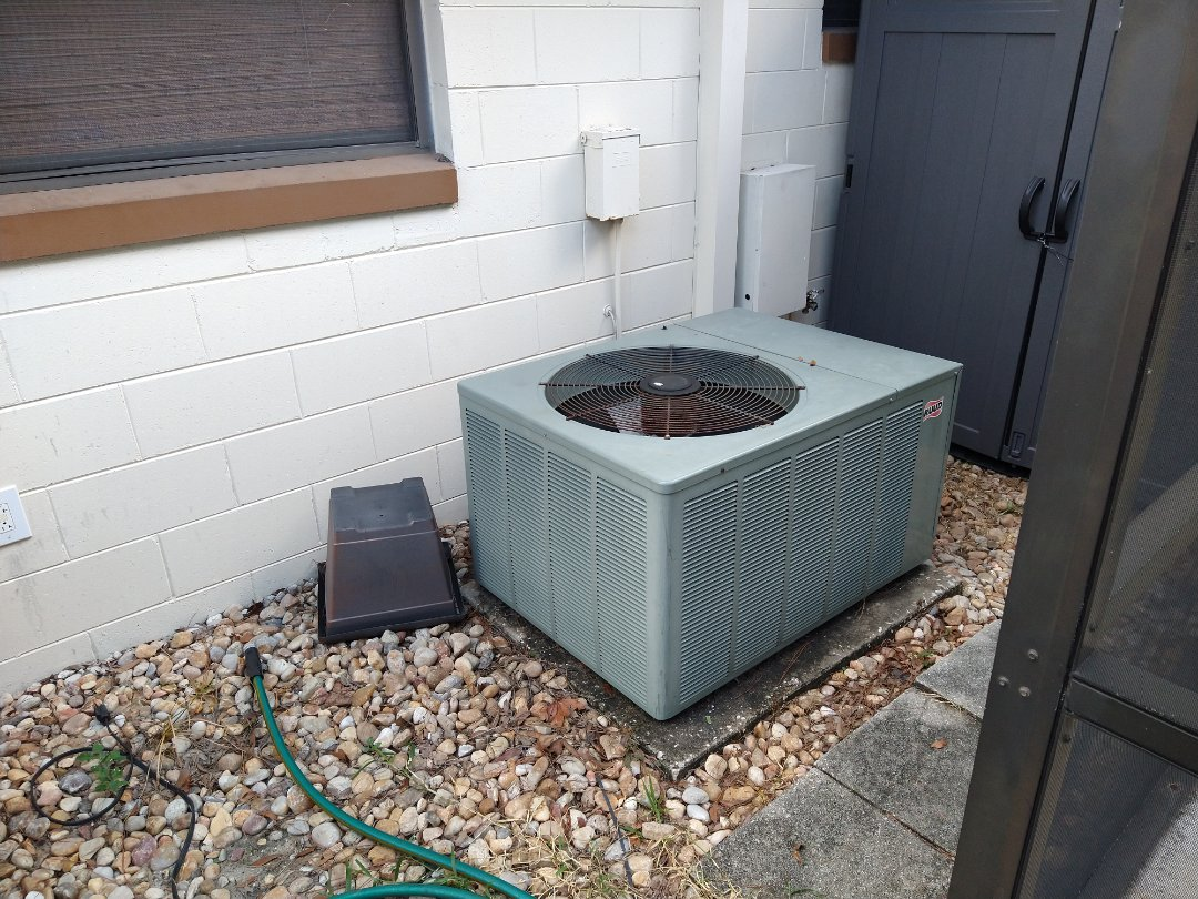 Orlando, FL - Replacement quote for a 4 ton heat pump