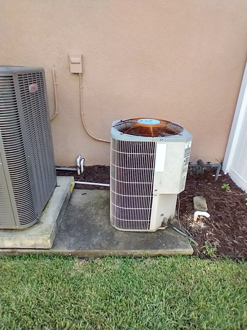 Winter Garden, FL - Replacement quote for a 1.5 ton heat pump