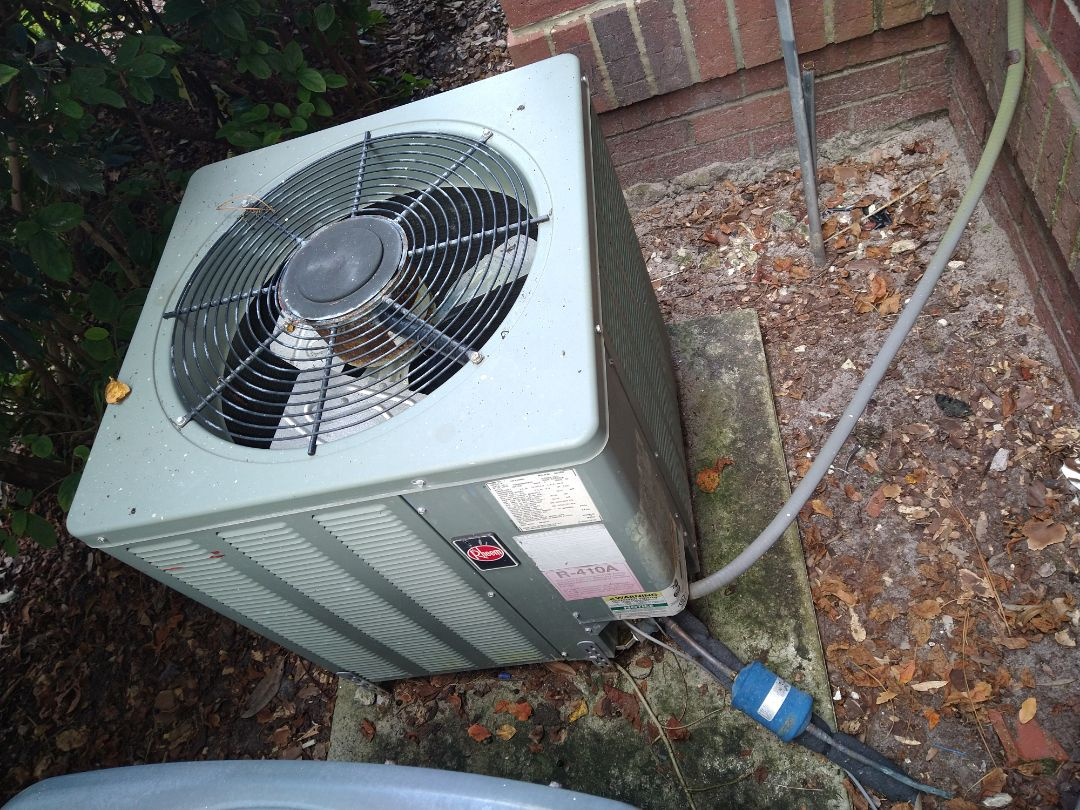 Orlando, FL - Replacement quote for a 2 ton Heat Pump
