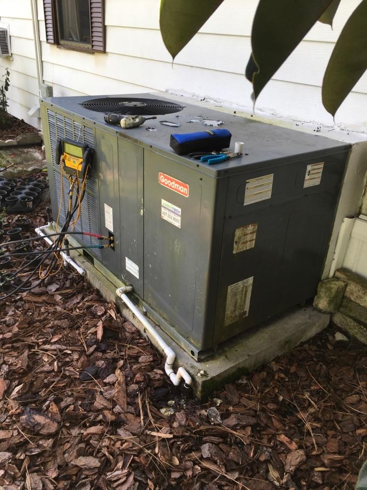 Orlando, FL - Preventive maintenance performed in East Orlando