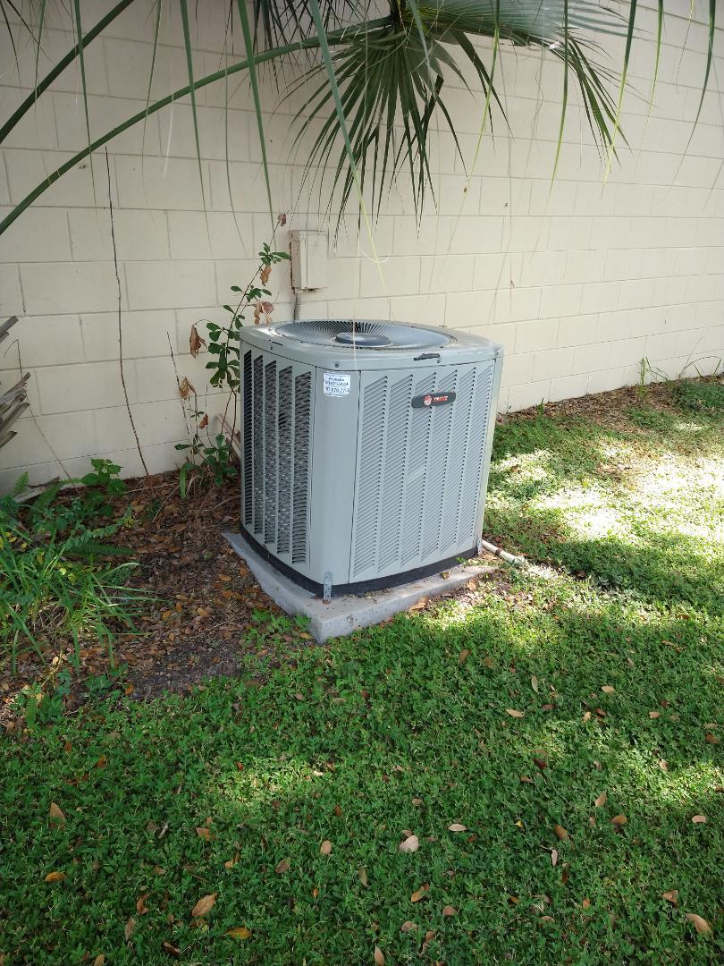 Kissimmee, FL - Replacing a 2.5 ton Goodman Heat Pump