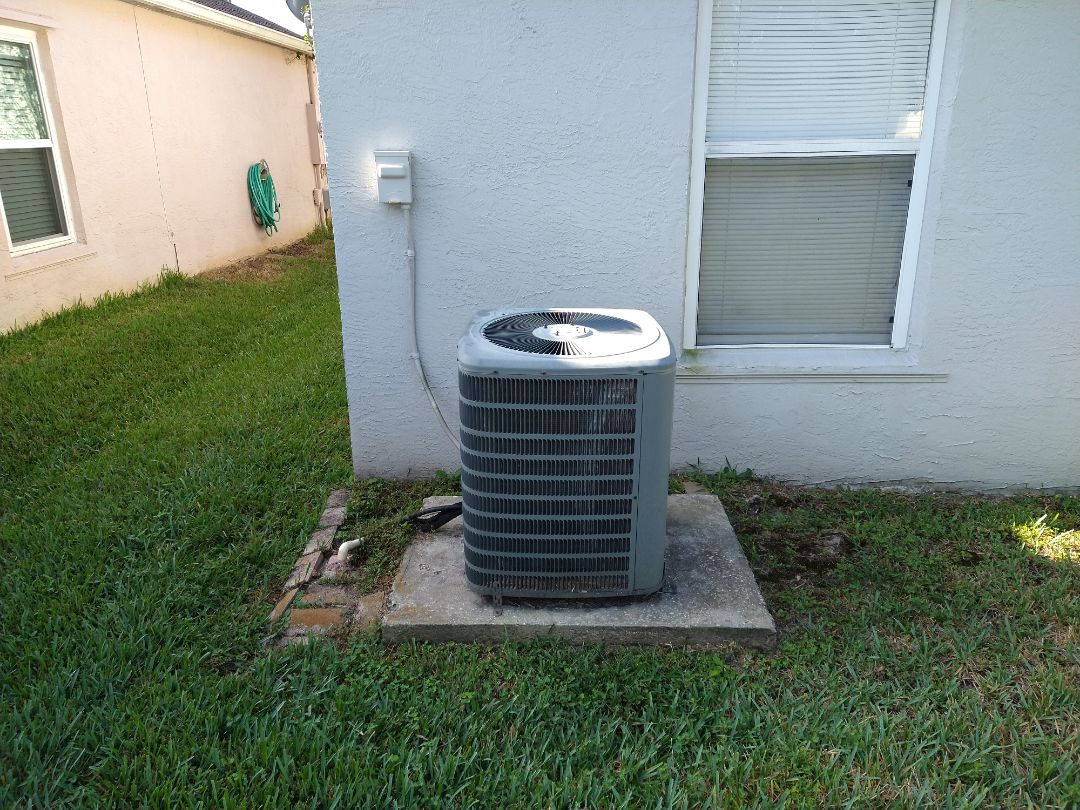 Orlando, FL - Replacement quote for a 2.5 ton Goodman Heat Pump