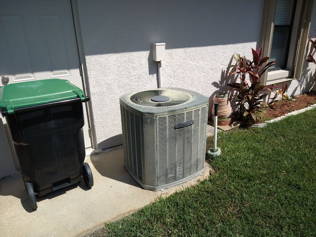 Orlando, FL - Replacement quote for a 3.5 ton Heat Pump