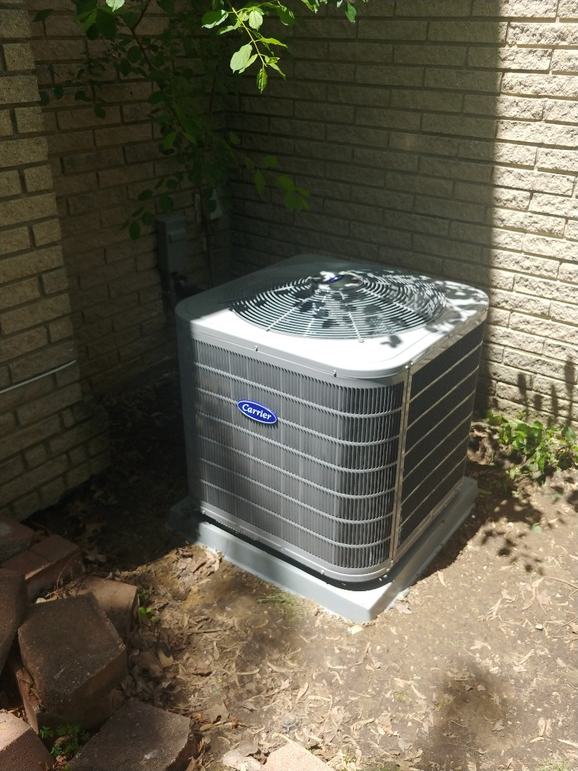 West Bloomfield Township, MI - Replaced ac unit in West Bloomfield