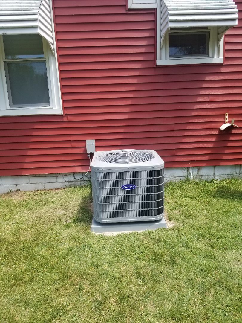 Walled Lake, MI - New A/C, and Furnace in Walled Lake