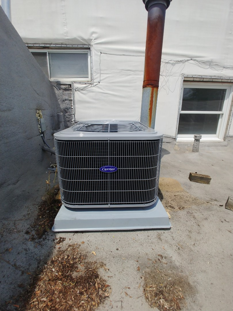Milford Charter Township, MI - Installed Replacement AC in Milford, MI