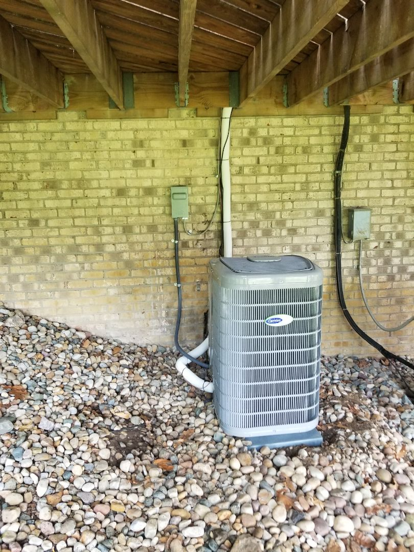 Farmington Hills, MI - New A/C out in Farmington