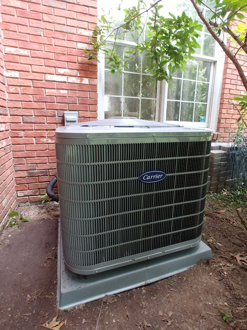 West Bloomfield Township, MI - Installed new Carrier AC in West Bloomfield, MI
