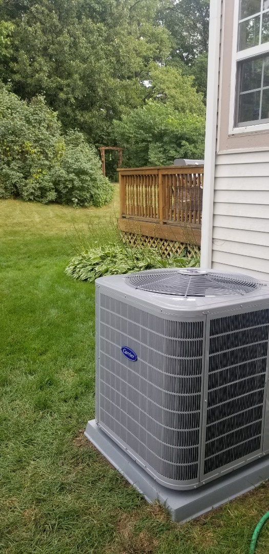 Commerce Charter Township, MI - New A/C and Furnace installed in Commerce