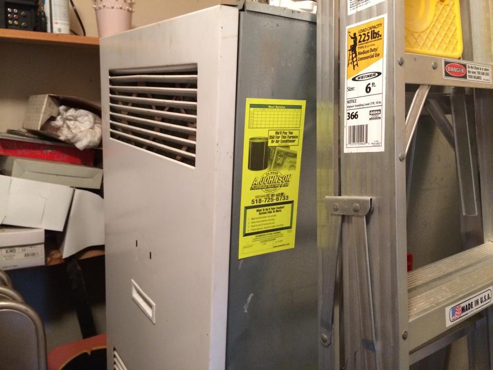 Gansevoort, NY - Miller oil furnace repair