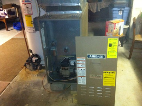Northampton, NY - Oil fired furnace tune up n safety check