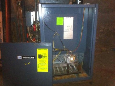 Milton, NY - Boiler repair