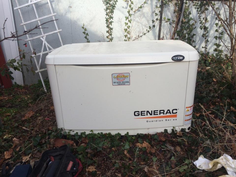 Cobleskill, NY - Service Generac generator