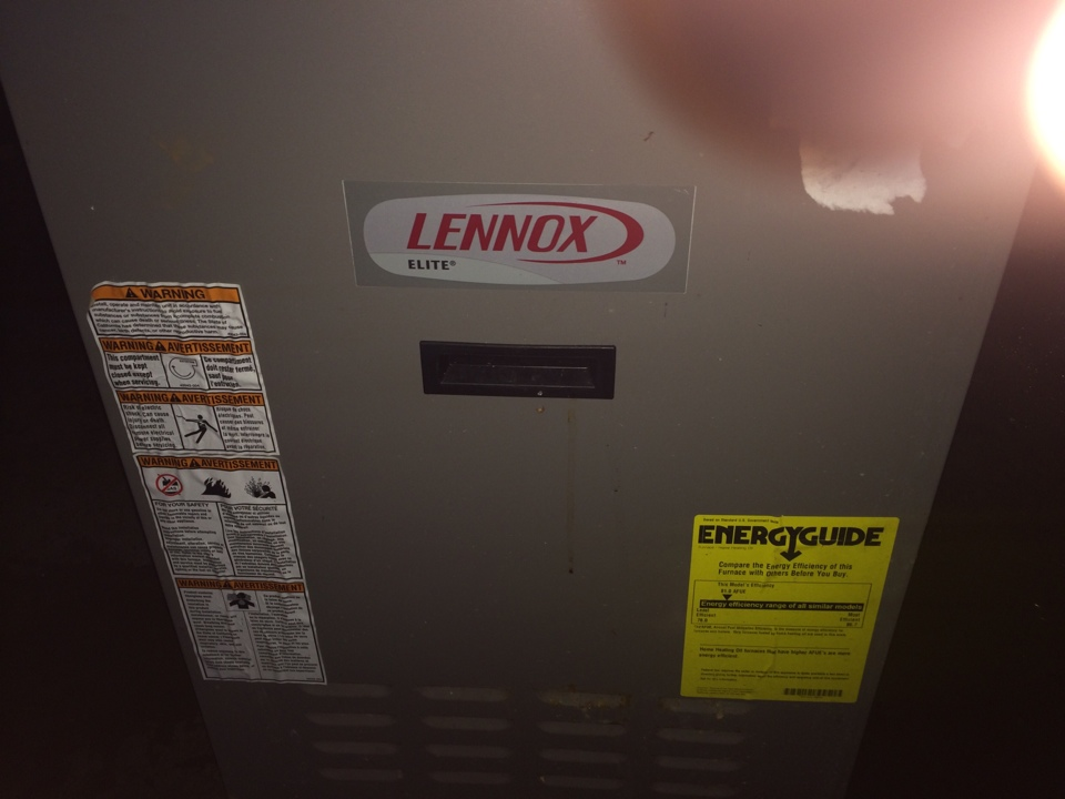 Sprakers, NY - Repair Lennox oil furnace
