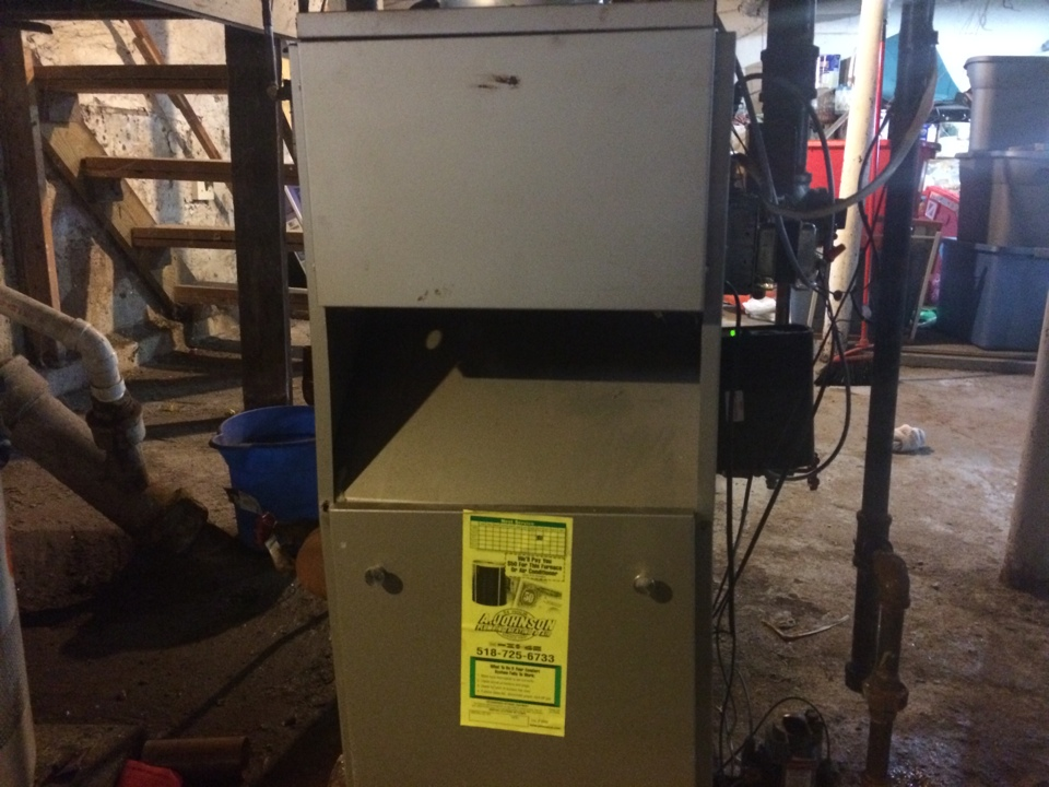 Scotia, NY - Repair Carrier steam boiler