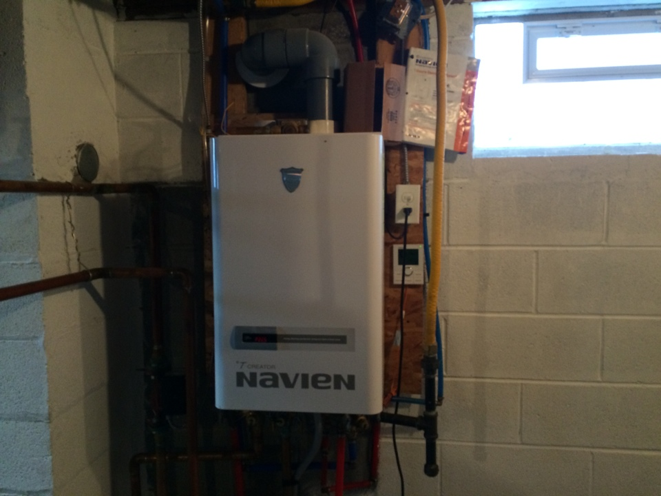 Waterford, NY - Repair Navian tankless boiler