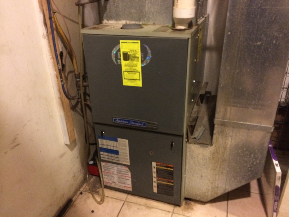 Fonda, NY - Repair an American Standard gas furnace