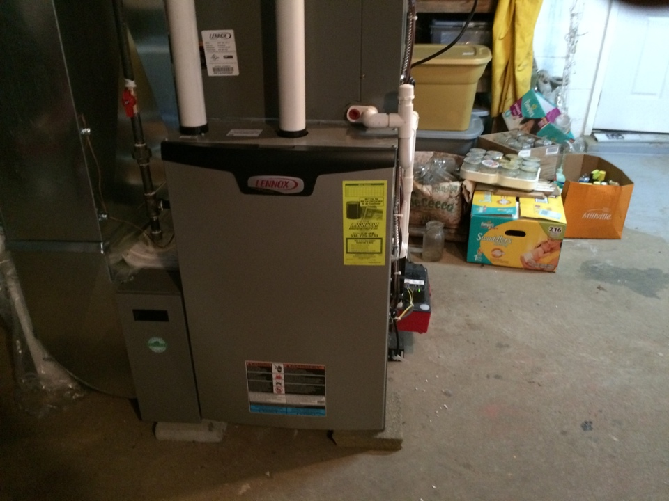 Galway, NY - Repair Lennox LP furnace