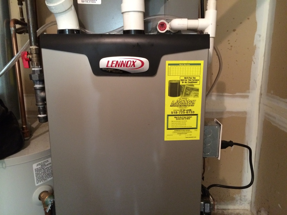 Scotia, NY - Repair Lennox gas furnace