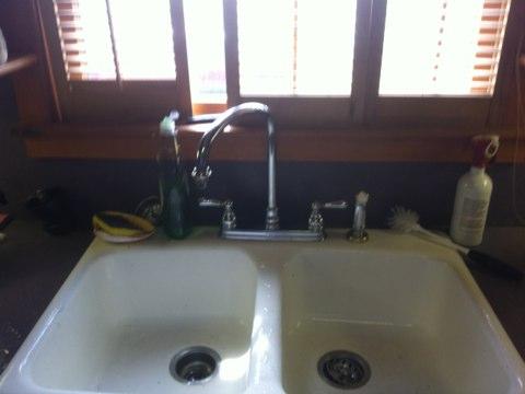 Florida, NY - Faucet repair