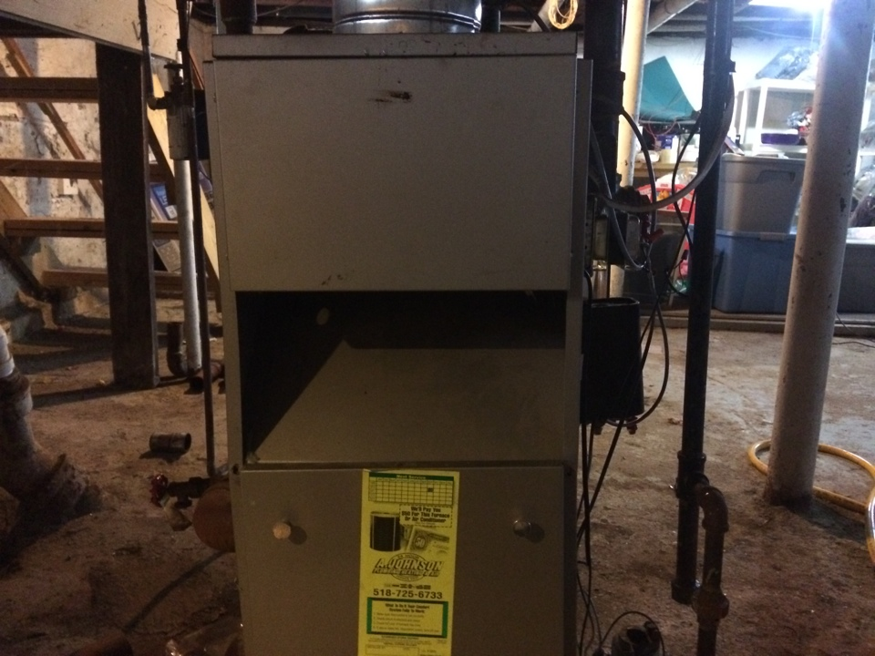 Scotia, NY - Repair a Carrier gas steam boiler