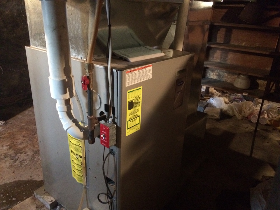 Fort Plain, NY - Repair a Carrier gas furnace