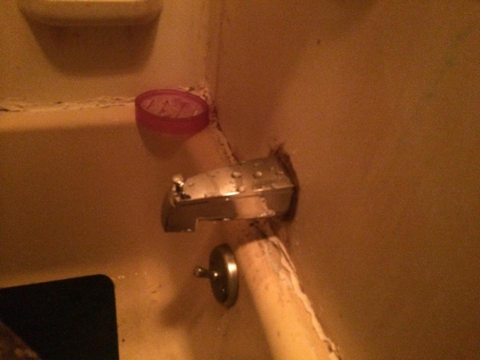 Glens Falls, NY - Plumbing repair .